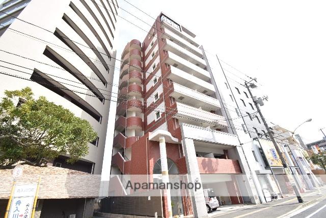広島県広島市中区、舟入本町駅徒歩8分の築13年 10階建の賃貸マンション