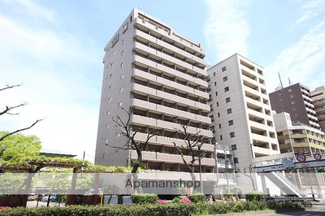 広島県広島市中区、胡町駅徒歩8分の築10年 12階建の賃貸マンション