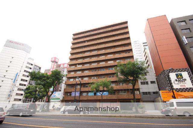 広島県広島市中区、女学院前駅徒歩1分の築37年 12階建の賃貸マンション