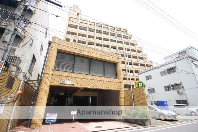 広島県広島市中区、銀山町駅徒歩2分の築35年 10階建の賃貸マンション