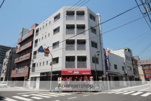 広島県広島市中区、紙屋町西駅徒歩30分の築20年 5階建の賃貸マンション