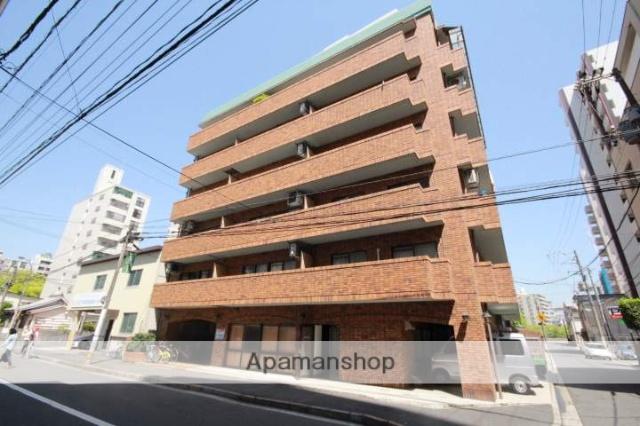 広島県広島市中区、土橋駅徒歩6分の築148年 6階建の賃貸マンション