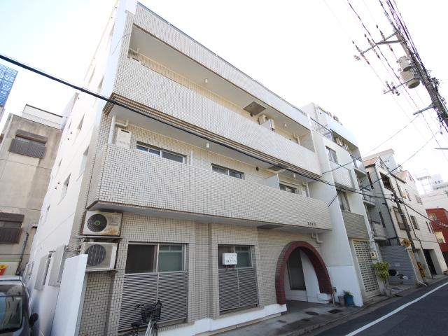広島県広島市中区、舟入町駅徒歩5分の築28年 4階建の賃貸マンション