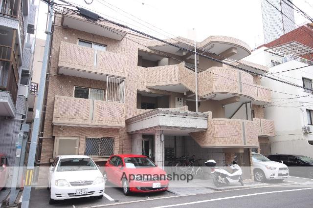 広島県広島市中区、十日市町駅徒歩4分の築9年 3階建の賃貸マンション
