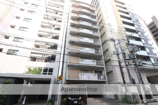 広島県広島市中区、広島駅徒歩8分の築21年 10階建の賃貸マンション