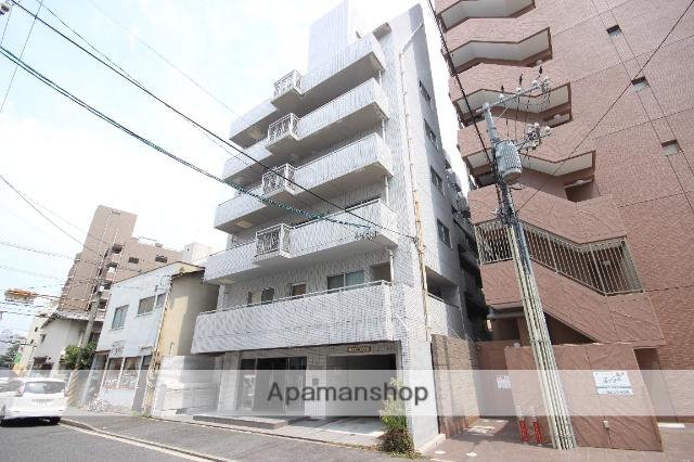 広島県広島市中区、比治山下駅徒歩11分の築27年 9階建の賃貸マンション