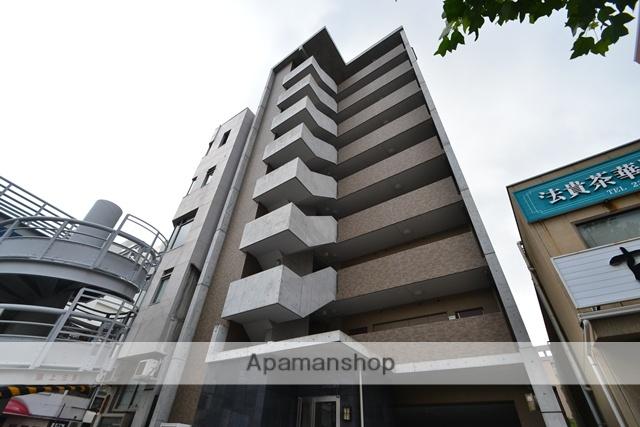 広島県広島市中区、原爆ドーム前駅徒歩5分の築9年 9階建の賃貸マンション