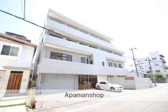 広島県広島市中区、舟入本町駅徒歩7分の築25年 4階建の賃貸マンション