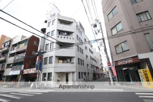 広島県広島市中区、本川町駅徒歩6分の築33年 5階建の賃貸マンション
