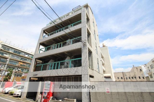 広島県広島市中区、舟入南町駅徒歩20分の築27年 5階建の賃貸マンション