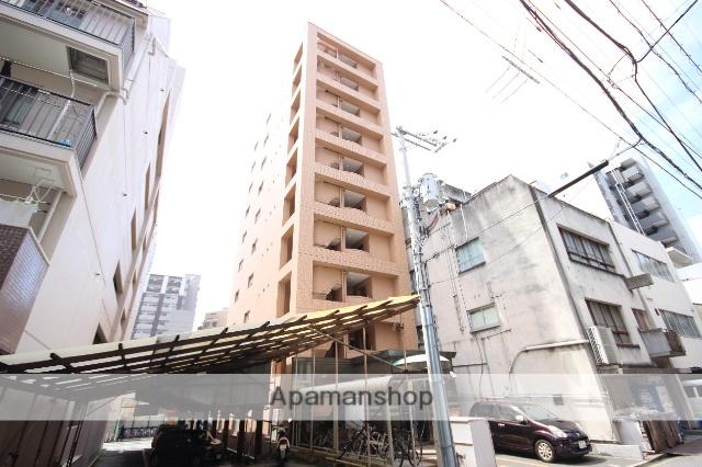 広島県広島市中区、本川町駅徒歩6分の築10年 10階建の賃貸マンション