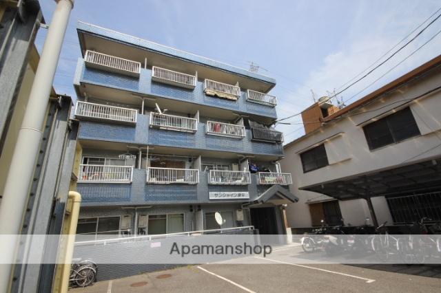 広島県広島市西区、古江駅徒歩14分の築28年 4階建の賃貸マンション