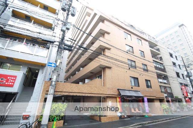 広島県広島市中区、市役所前駅徒歩6分の築31年 11階建の賃貸マンション