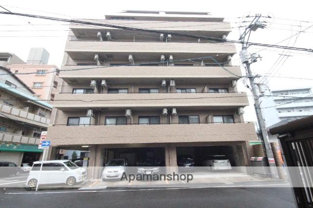広島県広島市西区、西広島駅徒歩7分の築12年 7階建の賃貸マンション