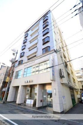 広島県広島市中区、土橋駅徒歩2分の築37年 8階建の賃貸マンション