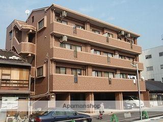 広島県広島市南区、元宇品口駅徒歩3分の築17年 4階建の賃貸マンション