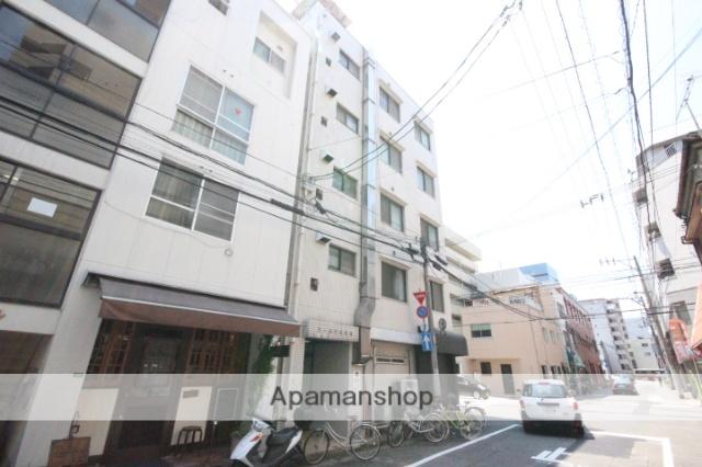 広島県広島市中区、本川町駅徒歩4分の築31年 5階建の賃貸マンション