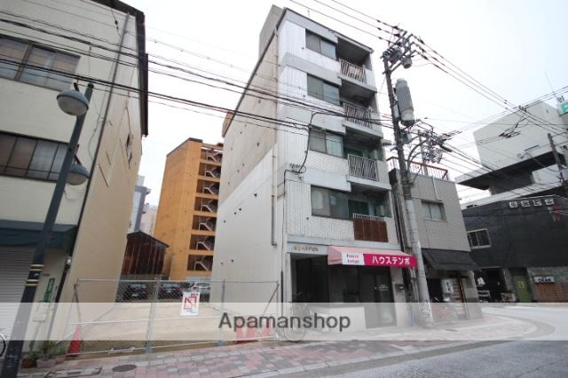 広島県広島市中区、銀山町駅徒歩10分の築30年 5階建の賃貸マンション