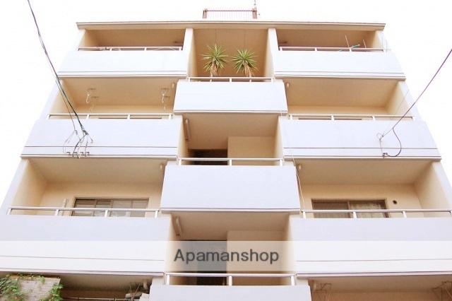 広島県広島市西区、観音町駅徒歩13分の築32年 4階建の賃貸マンション