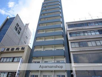 広島県広島市南区、稲荷町駅徒歩4分の築4年 13階建の賃貸マンション