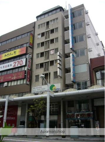 広島県広島市中区、胡町駅徒歩3分の築31年 10階建の賃貸マンション
