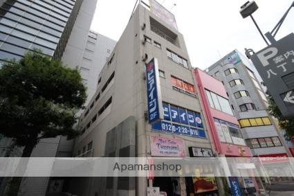 広島県広島市中区、胡町駅徒歩4分の築33年 5階建の賃貸マンション
