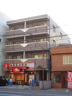 広島県広島市西区、東高須駅徒歩7分の築15年 4階建の賃貸マンション
