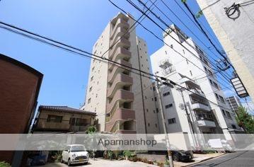 広島県広島市中区、土橋駅徒歩5分の築13年 10階建の賃貸マンション