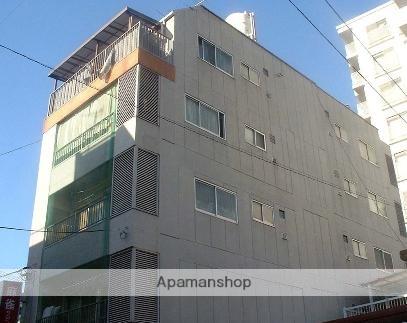 広島県広島市中区、土橋駅徒歩7分の築36年 5階建の賃貸マンション