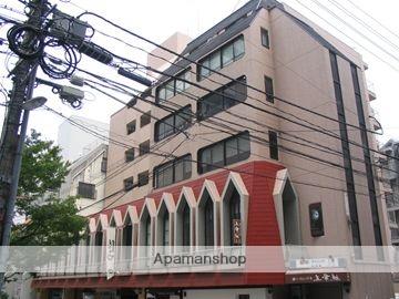 広島県広島市中区、袋町駅徒歩5分の築38年 8階建の賃貸マンション