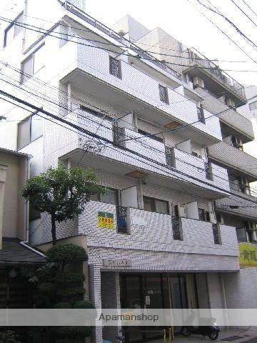 広島県広島市中区、原爆ドーム前駅徒歩6分の築33年 5階建の賃貸マンション
