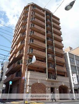 広島県広島市中区、日赤病院前駅徒歩10分の築17年 10階建の賃貸マンション