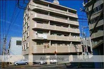 広島県広島市南区、宇品四丁目駅徒歩2分の築21年 6階建の賃貸マンション
