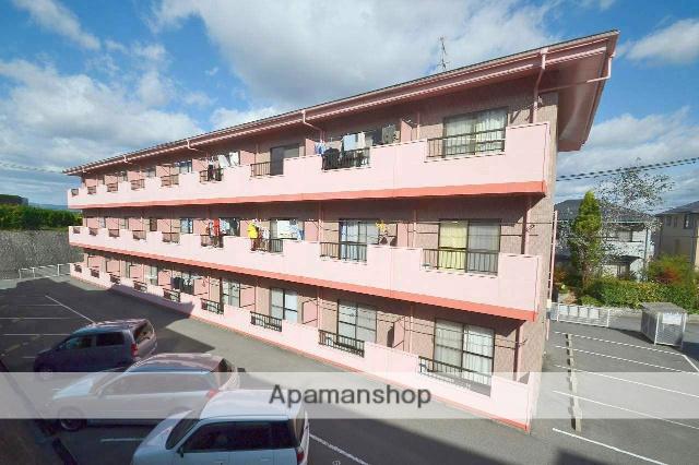 広島県東広島市、西条駅徒歩28分の築21年 3階建の賃貸アパート