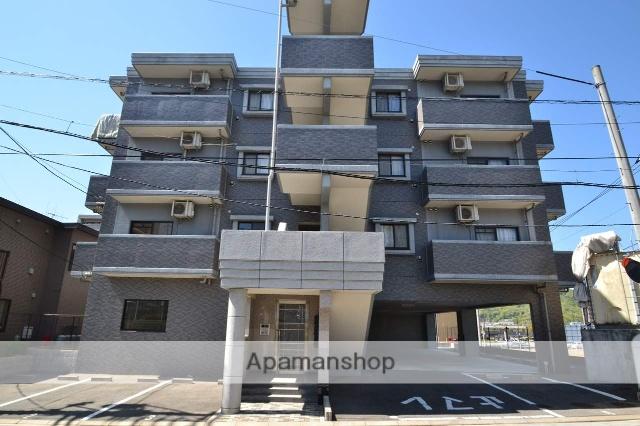 広島県東広島市、東広島駅徒歩5分の築12年 4階建の賃貸マンション