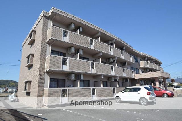 広島県東広島市、西条駅徒歩33分の築13年 3階建の賃貸マンション