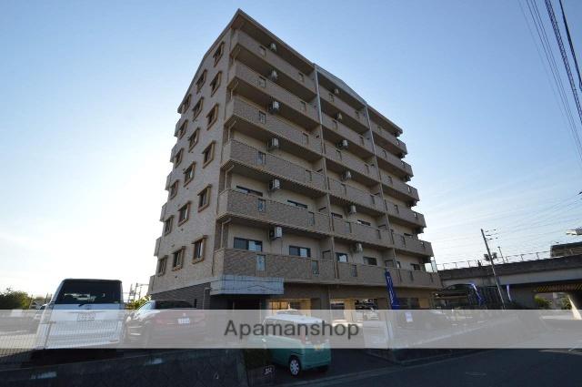 広島県東広島市、東広島駅徒歩1分の築10年 7階建の賃貸マンション