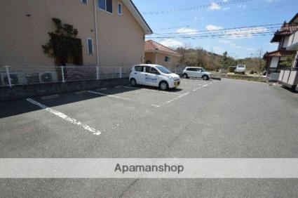 ウィステリアⅡ[3DK/59.28m2]の駐車場