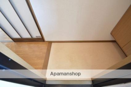 ウィステリアⅡ[3DK/59.28m2]の玄関