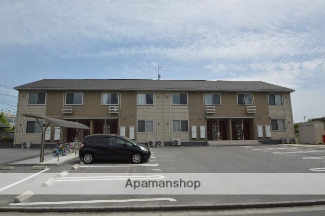 広島県東広島市、八本松駅徒歩25分の築2年 2階建の賃貸アパート
