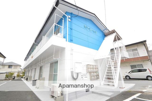 広島県東広島市の築30年 2階建の賃貸アパート