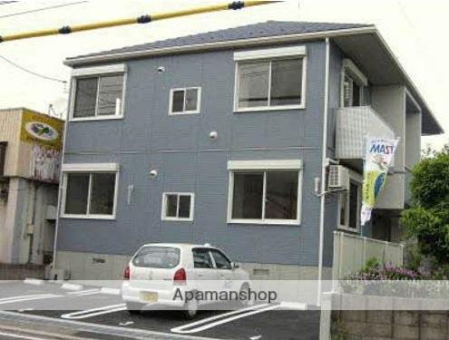 広島県東広島市の築11年 2階建の賃貸アパート