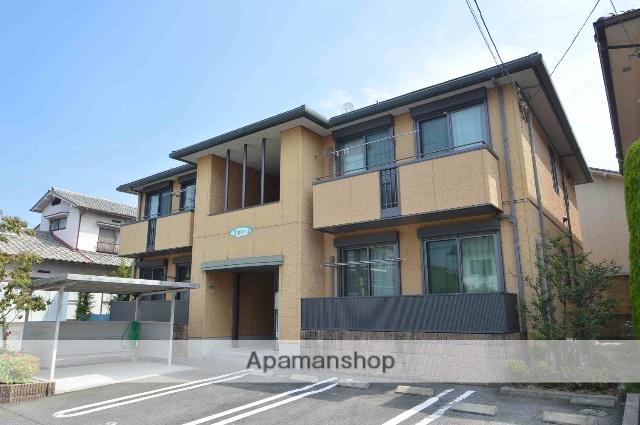 広島県竹原市、竹原駅徒歩19分の築11年 2階建の賃貸アパート
