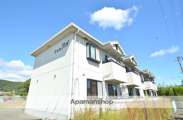 広島県東広島市、風早駅徒歩12分の築17年 2階建の賃貸アパート
