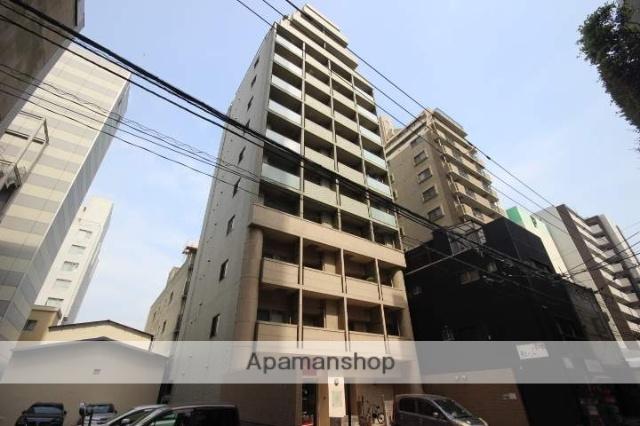広島県広島市中区、本通駅徒歩3分の築14年 13階建の賃貸マンション