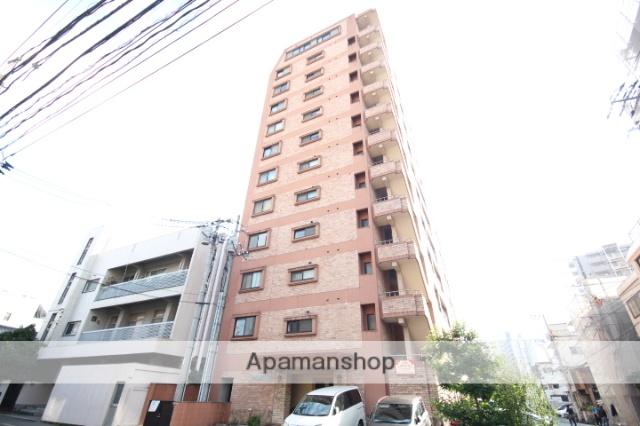 広島県広島市南区、海岸通駅徒歩4分の築14年 12階建の賃貸マンション