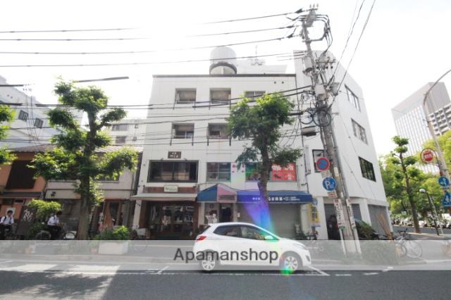 広島県広島市中区、立町駅徒歩11分の築33年 4階建の賃貸マンション