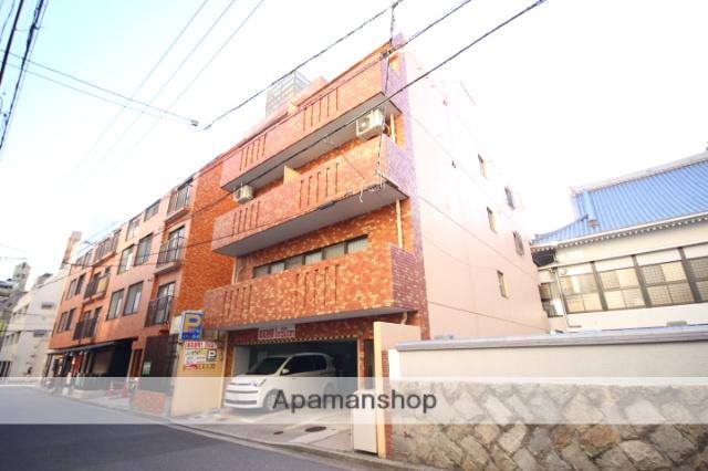 広島県広島市中区、市役所前駅徒歩5分の築26年 4階建の賃貸マンション