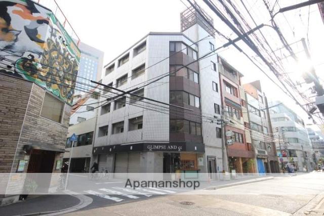 広島県広島市中区、本通駅徒歩7分の築31年 5階建の賃貸マンション
