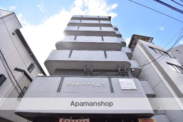 広島県広島市中区の築29年 7階建の賃貸マンション